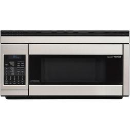 Stainless Steel 1.1-cu ft 850 Watts Over-The-Range Convectio