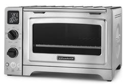 KitchenAid Stainless Steel 12 Inch Digital Convection Counte