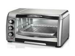 Hamilton Beach 31333D Toaster Oven with Convection, Stainles
