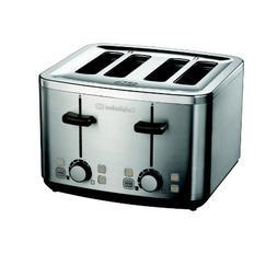 Calphalon 4 Slot Stainless Steel Toaster - Bagel, Toast, Reh
