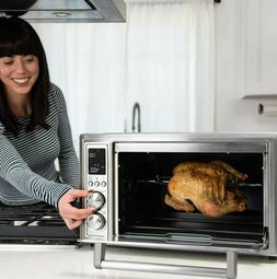 Tabletop OVEN AIR FRYER Combo Convection Toaster with Dehydr