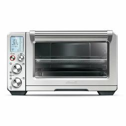 the smart oven air silver stainless steel