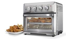 Cuisinart TOA-60 Convection Toaster Oven Airfryer, Silver, F