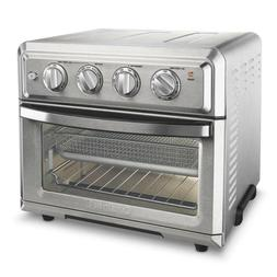Cuisinart TOA-60 Stainless Steel Convection Fryer Toaster Ov