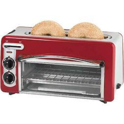 Hamilton Beach Toastation 2-in-1 2 Slice Toaster & Oven | Mo