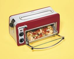 HAMX9 Toastation Oven with 2-Slice Toaster Combo, Ideal for