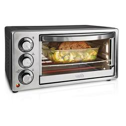 Toaster Oven6-Slice Stainless Steel Convection made by Ost