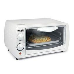 Better Chef 9 Liter Toaster Oven Broiler - White