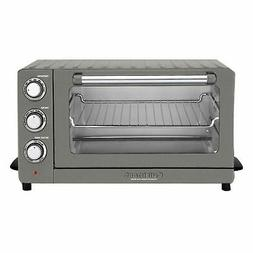 Cuisinart Toaster Oven Broiler with Convection - Black Stain