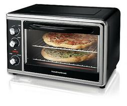Toaster Oven/Broiler With Convection, Rotisserie, Large Capa