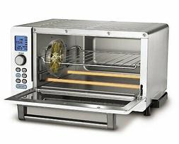 toaster oven broilers deluxe convection toaster oven