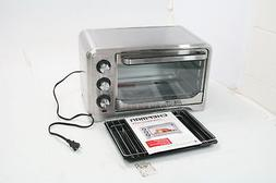 Chefman Toaster Oven Countertop Convection Stainless Steel V