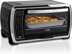 Oster Toaster Oven | Digital Convection Oven, Large 6-Slice