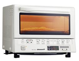 Panasonic Toaster Oven PAN-NB-G110PW Flash Xpress Compact De