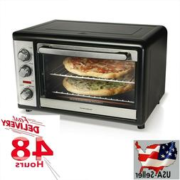 Hamilton Beach Toaster Oven XL with Convection Countertop Ro