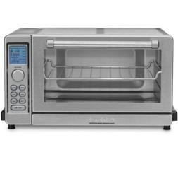 Cuisinart TOB-135 Brushed Stainless Steel Deluxe Convection