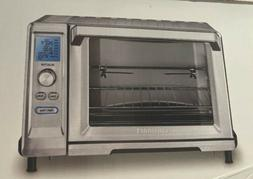 Cuisinart TOB-200N Rotisserie Convection Toaster Oven, Stain