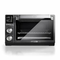 Calphalon TSCLTRDG1 Quartz Heat Countertop Toaster Oven, Sta