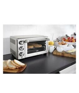 Oster TSSTTVDFL2 6-Slice Stainless Steel Toaster Oven 1400 W