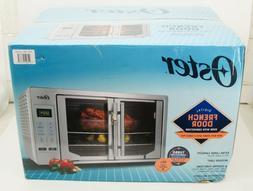Oster TSSTTVFDDG Digital French Door Countertop Oven Stainle