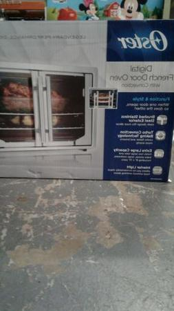 Oster TSSTTVFDDG Digital French Door Oven Stainless Steel Ex
