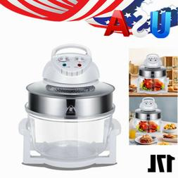 Turbo Air Fryer Convection Oven Roaster Electric Cooker Mult