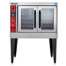 Vulcan VC3E Electric Convection Oven, Single Deck