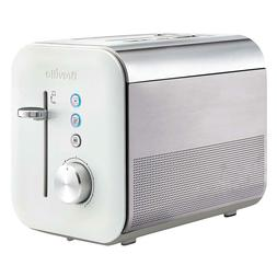 Breville VTT686 2 Slice High Gloss Toaster with Removable Cr