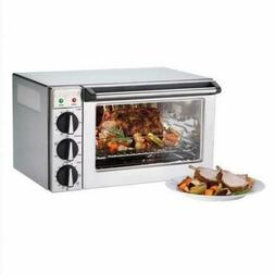 Waring WCO250 Quarter Size Electric Convection Oven Rotisser