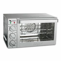 wco250x quarter size countertop convection oven 120v