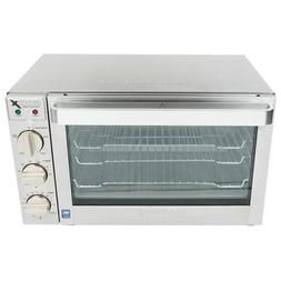 Waring WCO500X Half Size Countertop Convection Oven - 120V,