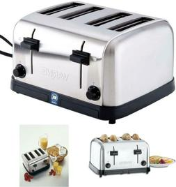 Waring   Four-Compartment Pop-Up Toaster