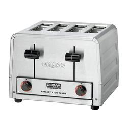 Waring WCT825 4 Slot Bagel Heavy Duty Toaster 380 Slices per