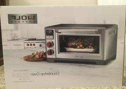 Wolf WGCO100S Gourmet Elite Countertop Oven with Convection