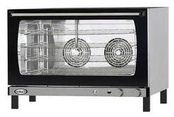 Cadco XAF-193 Full Size Convection Oven with Manual Controls